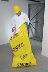 Temporary Disposal Bag