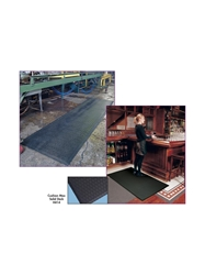 CUSHION MAX ANTI-FATIGUE MATS CUSTOM LENGTH- Solid deck, 3 W. x Length (Order by Lin. Ft.)