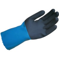 33003 Spontex Bench-Mark Neoprene Latex Rubber Glove gloves rubber