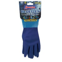 18005 Spontex Bluettes Neoprene Rubber Glove gloves rubber