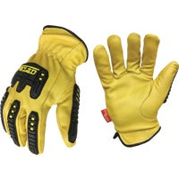 ILD-IMPC5-05-XL Ironclad Ultimate 360 Impact Leather Work Glove gloves ironclad ultimate work