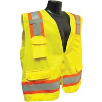 SV6G2X Radians Rad Wear Surveyor Safety Vest safety vest