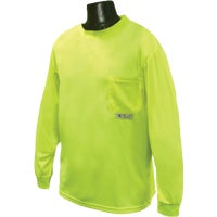 ST21-NPGS-L Radians Rad Wear Long Sleeve Safety T-Shirt safety shirt t