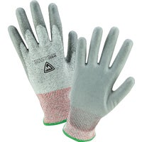 37200-L West Chester Cut Resistant Polyurethane Coated Glove coated gloves