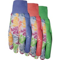 589H8 Midwest Gloves & Gear Latex Garden Glove garden gloves