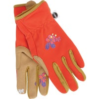 MG86201/WSM Miracle-Gro Synthetic Leather Garden Glove garden gloves
