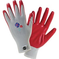 MG37121/WML3P Miracle-Gro Nitrile Coated Glove garden gloves gro miracle polyurethane
