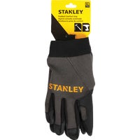 S77644 Stanley Padded Comfort Grip High Performance Glove gloves work