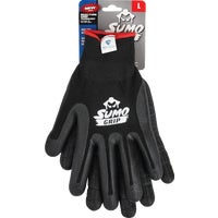 30900/L West Chester Protective Gear Sumo Grip Thermoplastic Rubber Coated Glove coated gloves