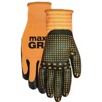 94-L Midwest Quality Glove Max Grip Nitrile Coated Glove