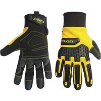 S77664 Stanley Impact Pro High Performance Glove gloves work