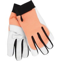 146F6-7 Midwest Gloves & Gear Womens Goatskin Leather Work Glove gloves work