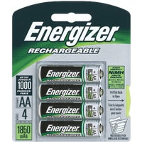 NH15BP4 Energizer Recharge AA Rechargeable Battery battery rechargeable