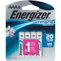 L92SBP-8 Energizer AAA Ultimate Lithium Battery battery lithium