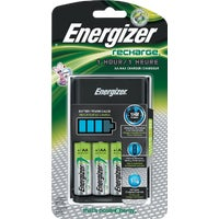 CH1HRWB-4 Energizer Recharge Battery Charger battery charger