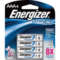 L92SBP-4 Energizer AAA Ultimate Lithium Battery battery lithium