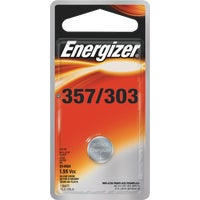 357BPZ-3 Energizer 357/303 Silver Oxide Button Cell Battery 357BPZ-3, 357BPZ-3 Energizer 357/303 Silver Oxide Coin Watch Battery