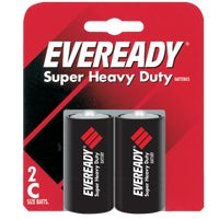 1235SW-2 Eveready Super Heavy Duty C Carbon Zinc Battery