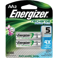 NH15BP2 Energizer Recharge AA Rechargeable Battery battery rechargeable
