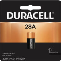 44687 Duracell 28A Alkaline Battery battery specialty