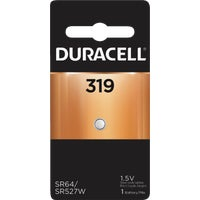 40687 Duracell 319 Silver Oxide Button Cell Battery 40687, 40687 Duracell Silver Oxide Coin Watch Battery