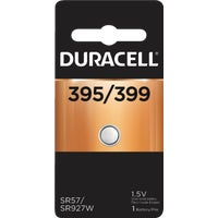 42687 Duracell 395/399 Silver Oxide Button Cell Battery 42687, 42687 Duracell Silver Oxide Coin Watch Battery