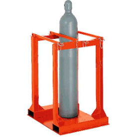 CP4 Cylinder Storage Forkliftable Caddy