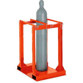 CP6 Cylinder Storage Forkliftable Caddy