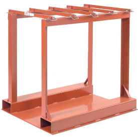 CP8 Cylinder Storage Forkliftable Caddy