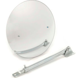 "IC1800*** Acrylic Mirror 160 Degree Indoor 18"" Dia"
