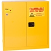 1930 Eagle Flammable Cabinet with Self Close Bi-Fold Double Door 30 Gallon