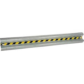 GR-8 Bolt-On Straight Galvanized Guard Rail 8 Ft.