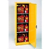 1923 Eagle Flammable Cabinet with Manual Close Single Door 24 Gallon