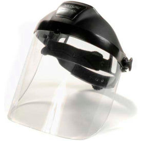 11340145 Honeywell; Protecto-Shield Ratchet Headgear, Polycarbonate Visor, 11340145