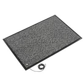 "crown® stat-zap® anti-static carpet mat 5/16"" thick 3 x 6 gray Crown® Stat-Zap® Anti-Static Carpet Mat 5/16"" Thick 3 X 6 Gray"