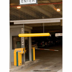 "178-1 Eagle Poly Clearance Bar Yellow 7""Dia. x 77""H, 1781"