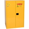 1992 Eagle Flammable Cabinet with Manual Close Double Door 90 Gallon