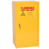 1906 Eagle Compact Flammable Cabinet - Manual Close Door 16 Gallon