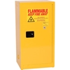1905 Eagle Compact Flammable Cabinet - Self Close Door 16 Gallon