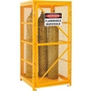 270256 Cylinder Storage Cabinet Single Door Vertical, 9 Cylinder Capacity