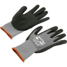 34-874/XS PIP; MaxiFlex; Ultimate; Nitrile Coated Knit Nylon Gloves, X-Small, 12 Pairs