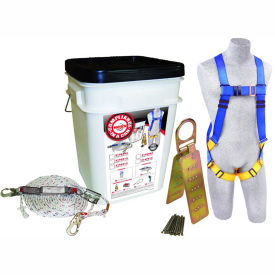 3m™ protecta® compliance in a can fall protection kit, 2199904 3M™ Protecta® Compliance In A Can Fall Protection Kit, 2199904