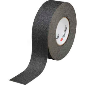 70071667052 3M; Safety-Walk; Slip-Resistant General Purpose Tapes/Treads 610, BK, 2 inx60 ft,2/case