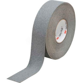 70070549194 3M; Safety-Walk; Slip-Resistant Med. Resilient Tapes/Treads 370, GY, 2 in x 60 ft,2/case