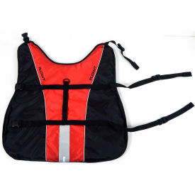 flowt 40902-2-xl dog life vest, red, x-large Flowt 40902-2-XL Dog Life Vest, Red, X-Large