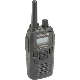 kenwood pro talk® tk-3230dx two way radio, 6 channel radio, 1.5 watt uhf