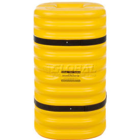 "eagle column protector, 6"" column opening yellow, 1706 Eagle Column Protector, 6"" Column Opening Yellow, 1706"