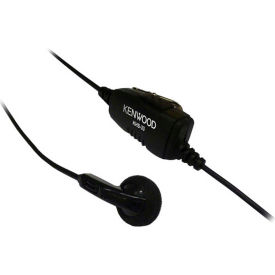 kenwood khs-33 clip mic with earphone single pin
