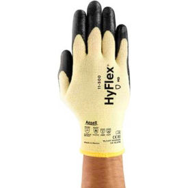 205578 HyFlex; Cut Resistant Nitrile Coated Gloves, Ansell 11-500-10, 1-Pair