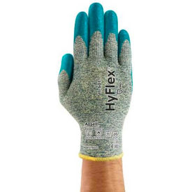 205659 HyFlex; Cr+ Foam Nitrile Coated Gloves, Ansell 11-501-10, 1-Pair